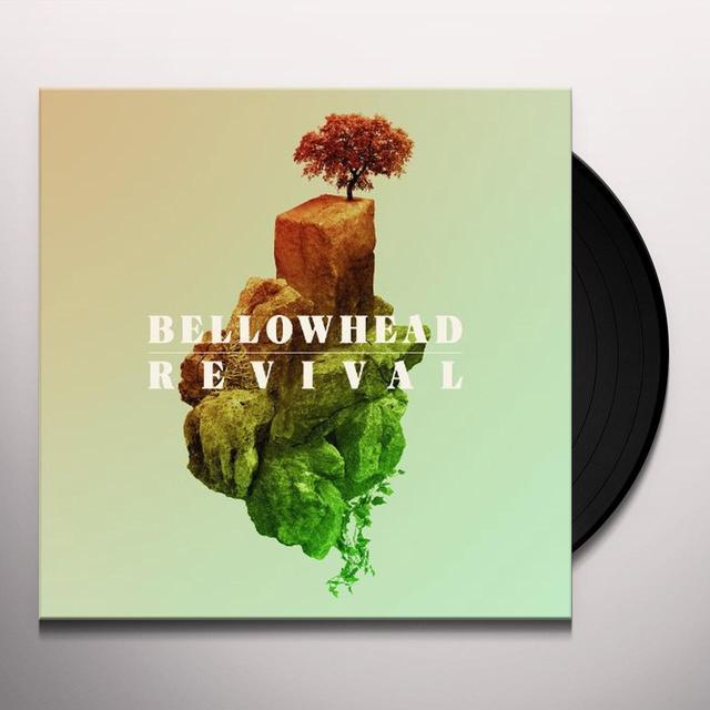 Bellowhead REVIVAL Vinyl Record - UK Import