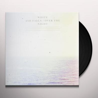 White Ash Falls OVER THE NIGHT Vinyl Record - Canada Import