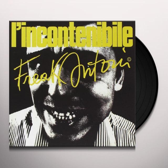 L'INCONTENIBILE FREAK ANTONI Vinyl Record