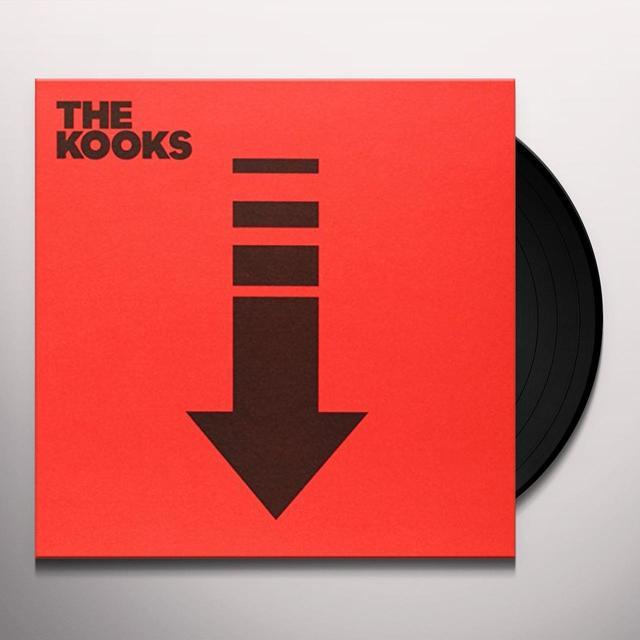 The Kooks DOWN Vinyl Record - UK Release