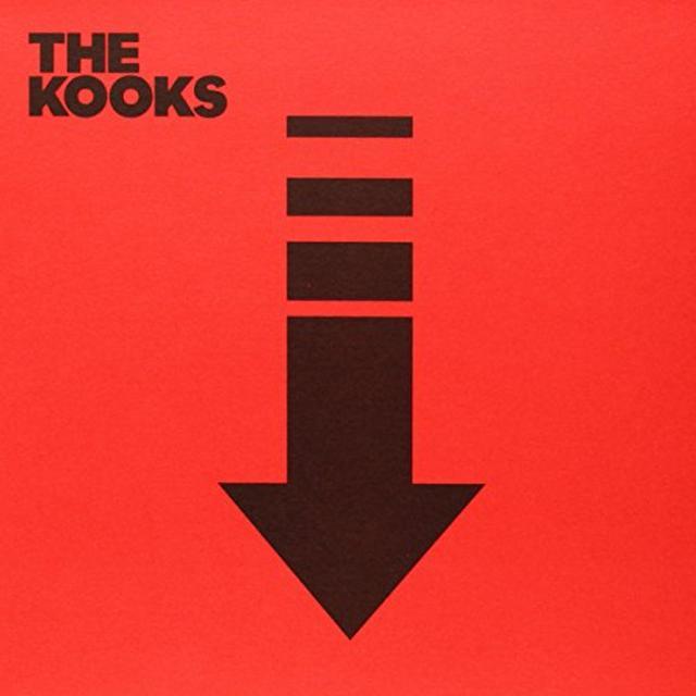 The Kooks DOWN Vinyl Record - UK Import