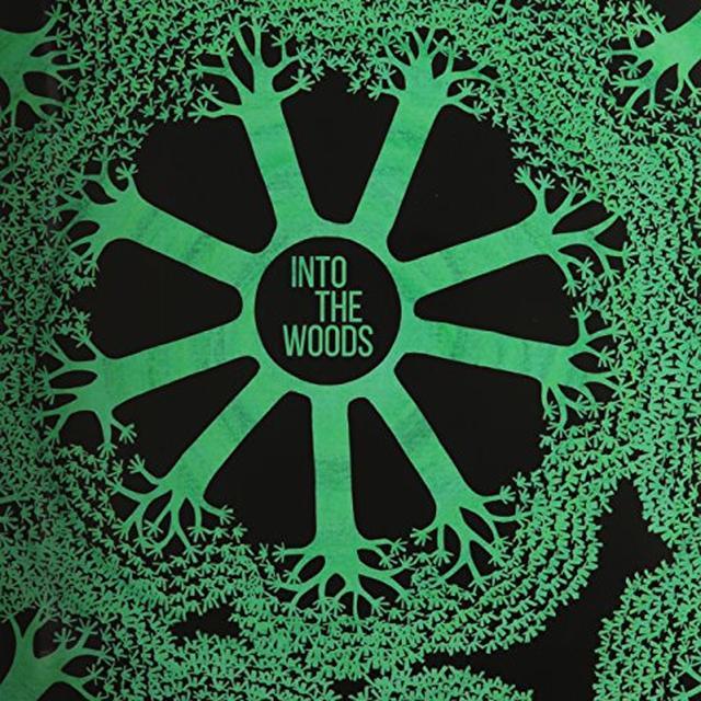 Happy Couple INTO THE WOODS Vinyl Record