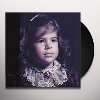 Elika GIRLS BE SERIOUS (2 OF 3) Vinyl Record - Limited Edition