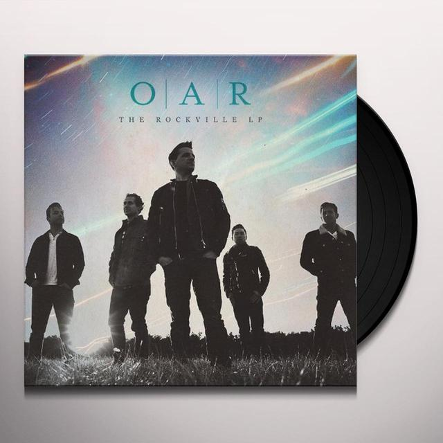 O.A.R. ROCKVILLE LP Vinyl Record