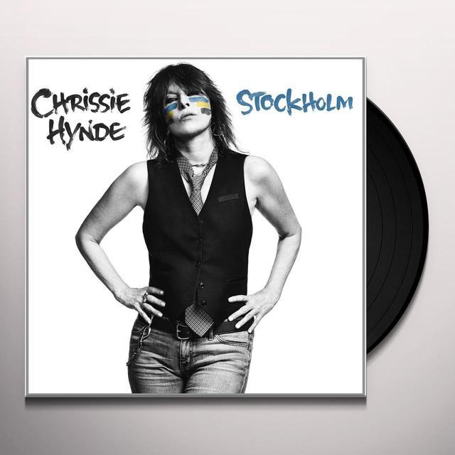 Chrissie Hynde STOCKHOLM Vinyl Record