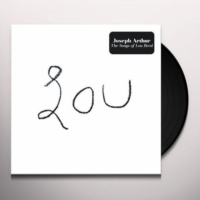 Joseph Arthur LOU Vinyl Record