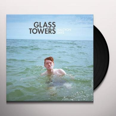 Glass Towers HALCYON DAYS Vinyl Record