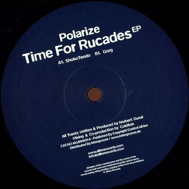 Polarize TIME FOR RUCADES Vinyl Record