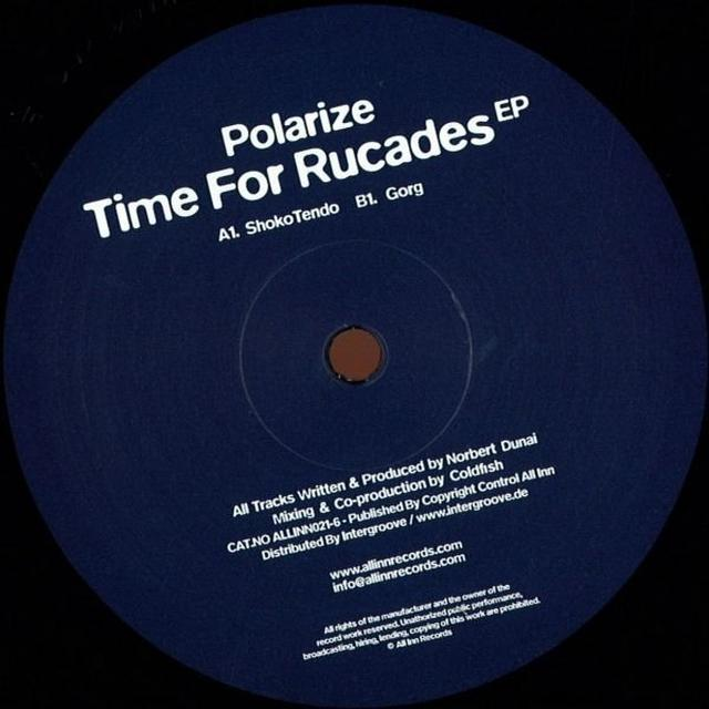 Polarize TIME FOR RUCADES Vinyl Record