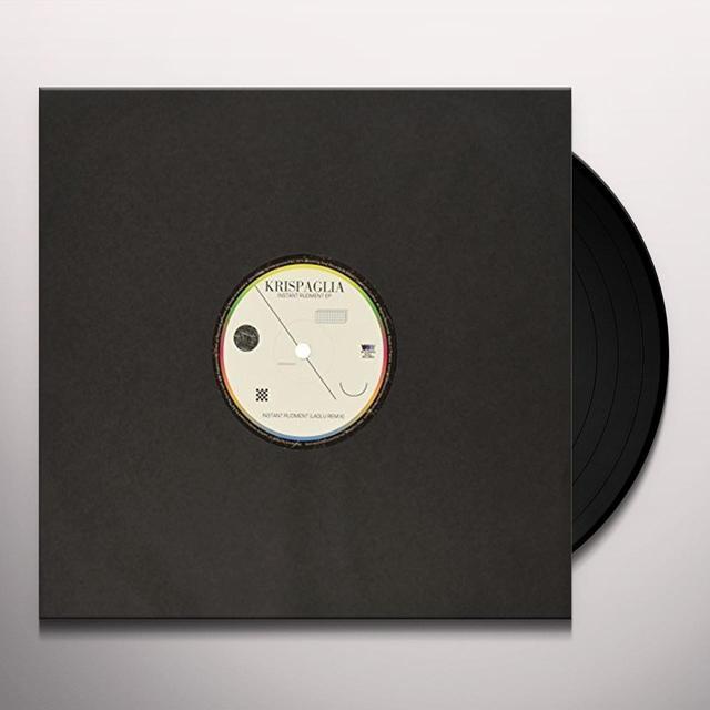 Krispaglia INSTANT RUDMENT Vinyl Record