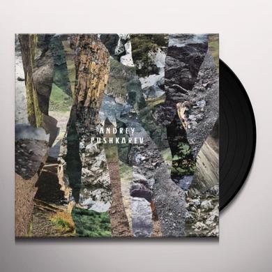 Andrey Pushkarev THREE ROADS (EP) Vinyl Record