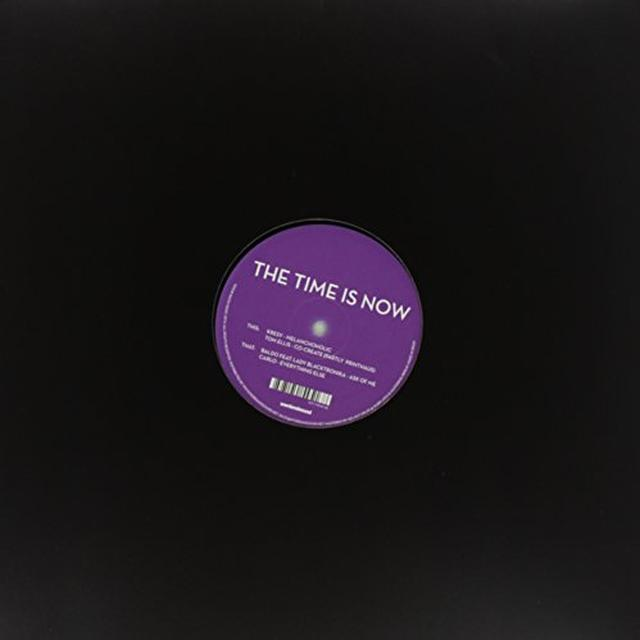 TIME IS NOW / VARIOUS Vinyl Record