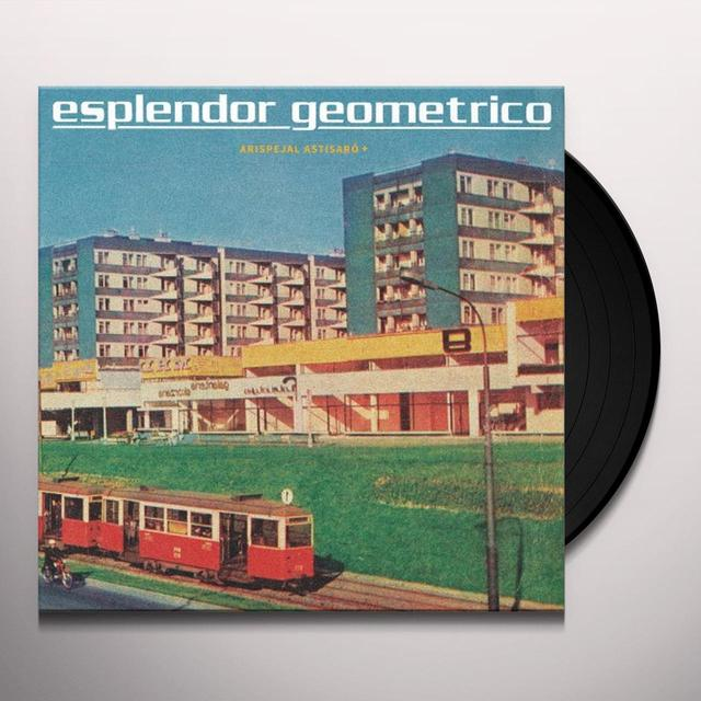 Esplendor Geométrico ARISPEJAL ASTISARO Vinyl Record