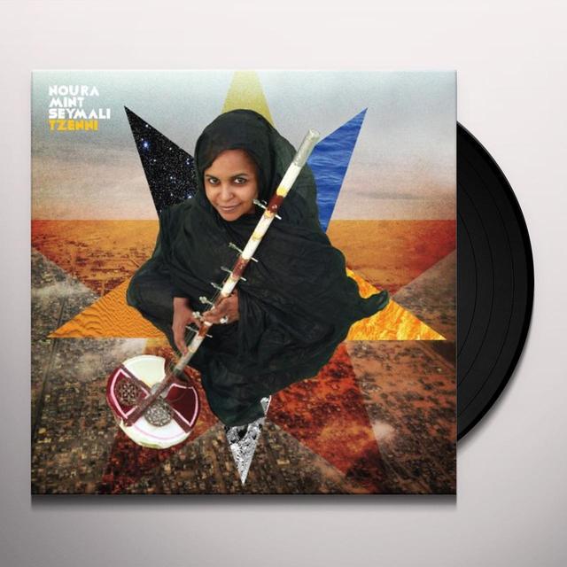 Noura Seymali TZENNI Vinyl Record
