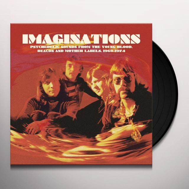 IMAGINATIONS: PSYCHEDELIC SOUNDS FROM THE / VAR Vinyl Record