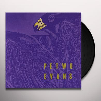 Petwo Evans TIME Vinyl Record