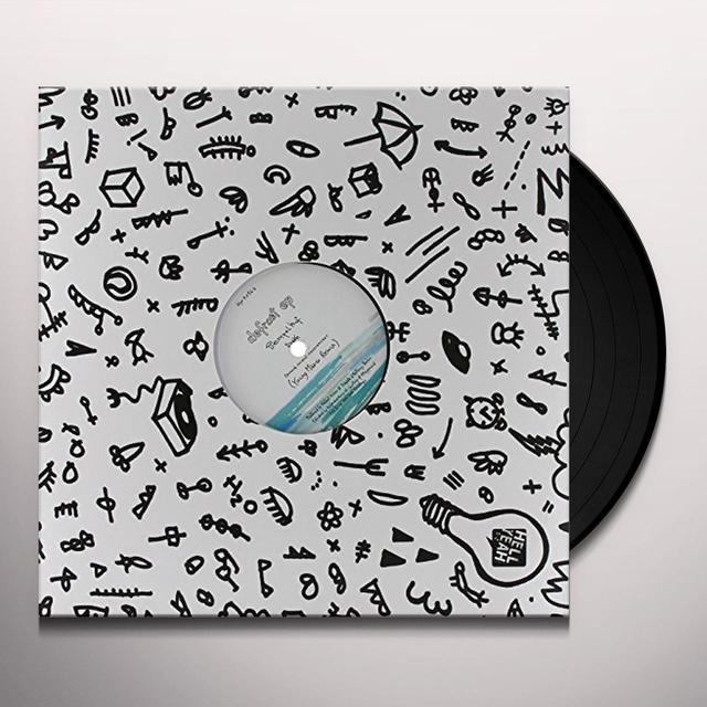 Tempelhof DEFROST (EP) Vinyl Record