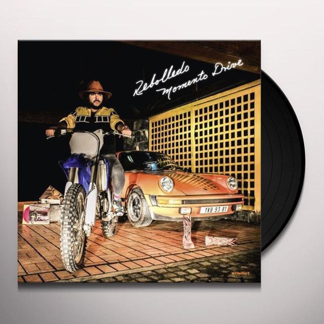 Rebolledo MOMENTO DRIVE Vinyl Record