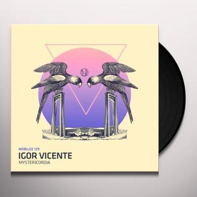 Igor Vicente MYSTERICORDIA Vinyl Record