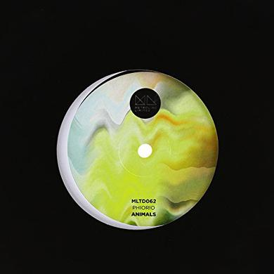 Phiorio ANIMALS Vinyl Record