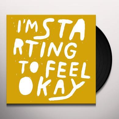 Toshiya Kawasaki I'M STARTING TO FEEL OKAY VOL. 6-10 YEARS PT 1 Vinyl Record