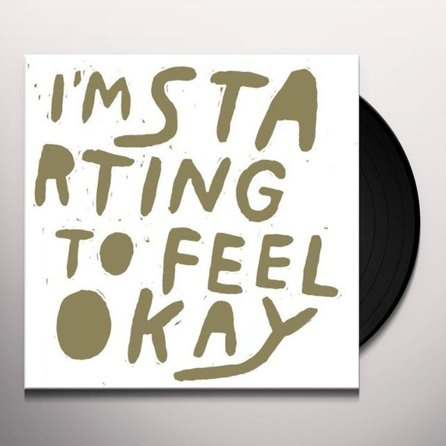 Toshiya Kawasaki I'M STARTING TO FEEL OKAY VOL. 6-10 YEARS PT 2 Vinyl Record