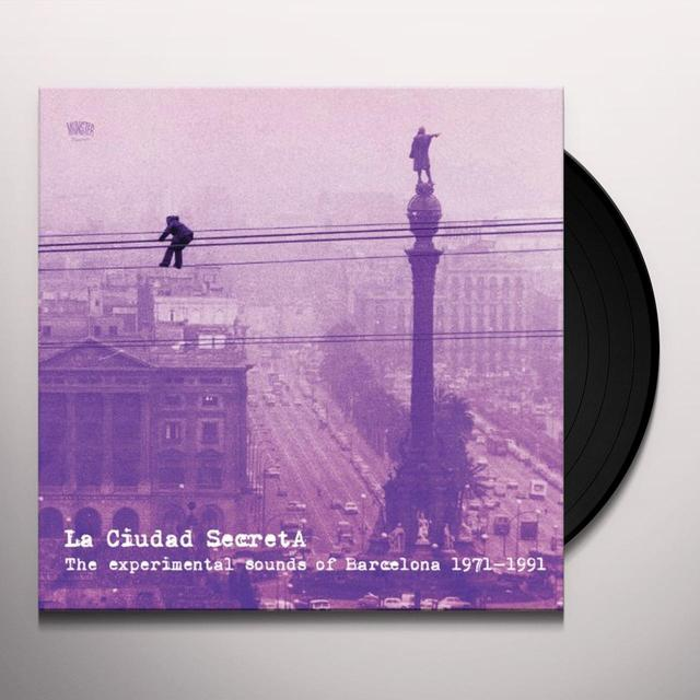 LA CIUDAD SECRETA: THE EXPERIMENTAL SOUNDS / VAR Vinyl Record