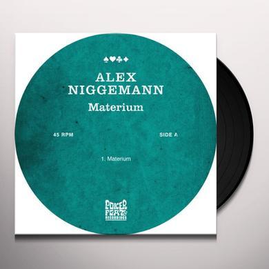 Alex Niggemann MATERIUM Vinyl Record