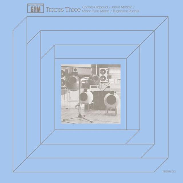 TRACES THREE / VARIOUS Vinyl Record