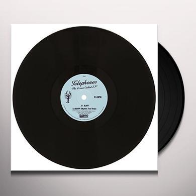 Telephones OCEAN CALLED (EP) Vinyl Record