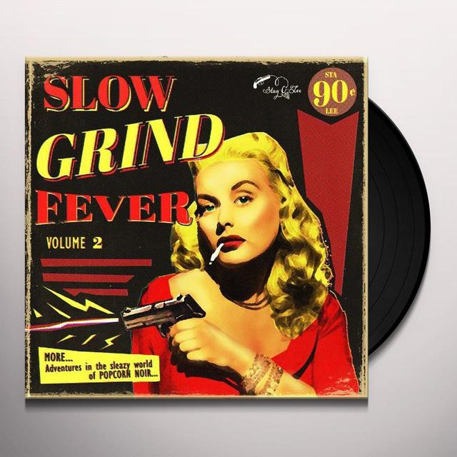 SLOW GRIND FEVER 2 / VARIOUS Vinyl Record