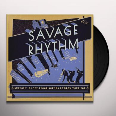 SAVAGE RHYTHM: SWINGIN' DANCE FLOOR SOUNDS / VAR Vinyl Record