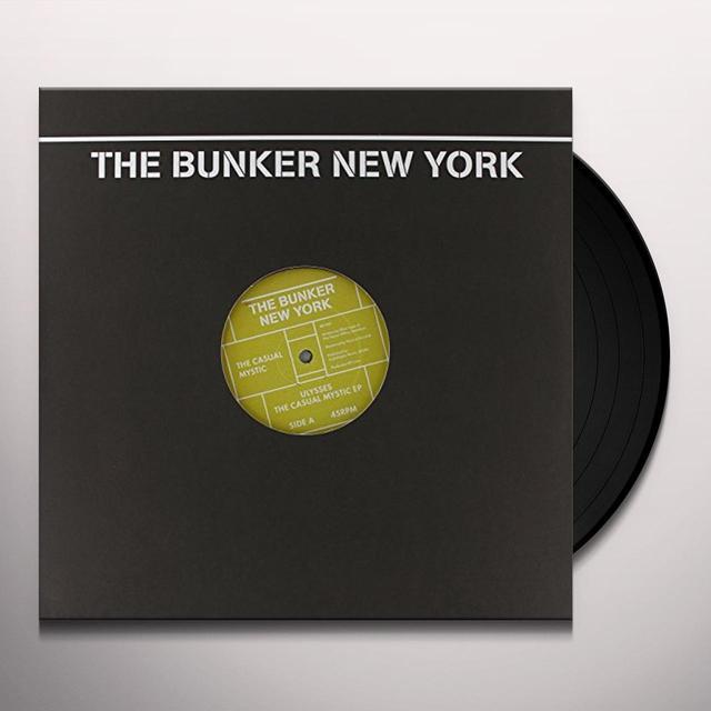 Ulysses CASUAL MYSTIC Vinyl Record