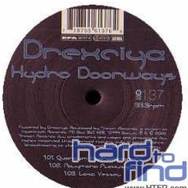 Drexciya HYDRO DOORWAYS Vinyl Record