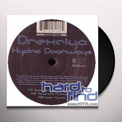 Drexciya HYDRO DOORWAYS Vinyl Record