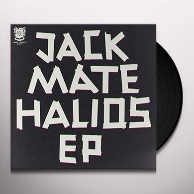 Jackmate HALIOS (EP) Vinyl Record