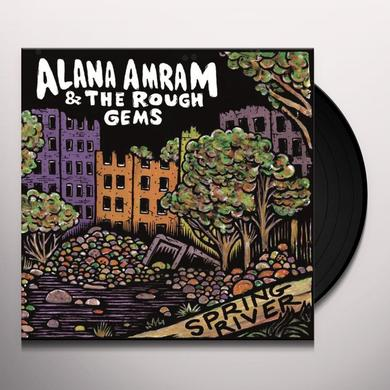 Alana Amram & The Rough Gems SPRING RIVER Vinyl Record