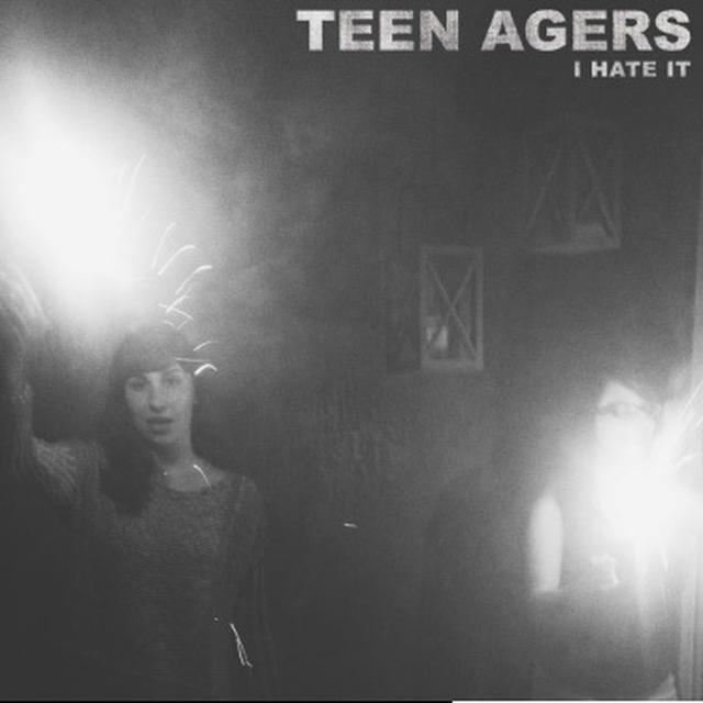 Teen Agers I HATE IT Vinyl Record