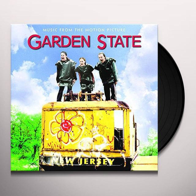 Garden State: Music From Motion Picture / O.S.T. Limited Edition Double 180 Gram Vinyl Record