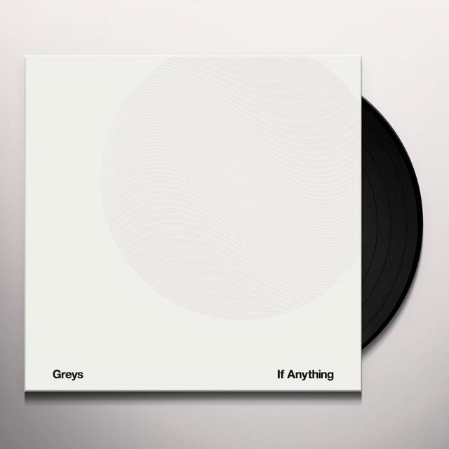 Greys IF ANYTHING Vinyl Record - Digital Download Included
