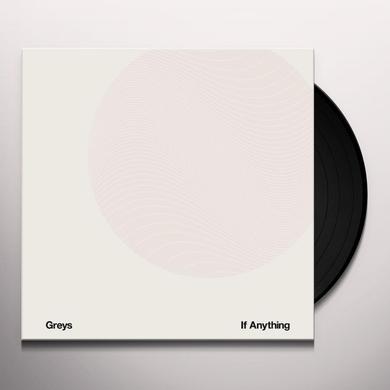 Greys IF ANYTHING Vinyl Record