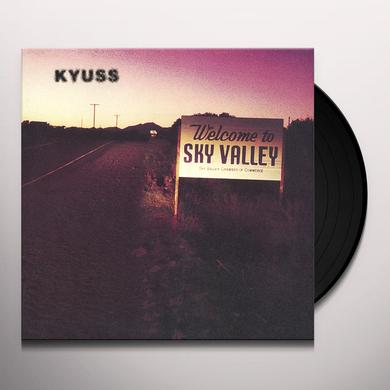 Kyuss WELCOME TO SKY VALLEY Vinyl Record