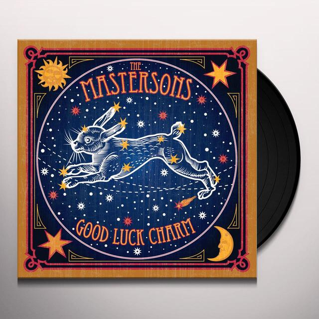 Mastersons GOOD LUCK CHARM Vinyl Record - Digital Download Included