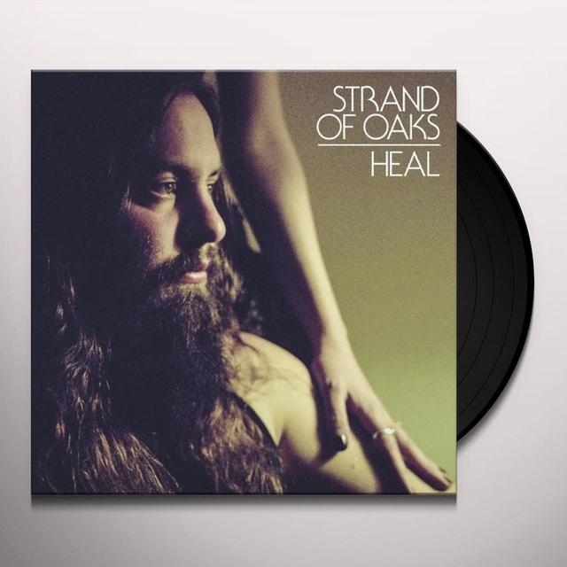 Strand Of Oaks HEAL Vinyl Record