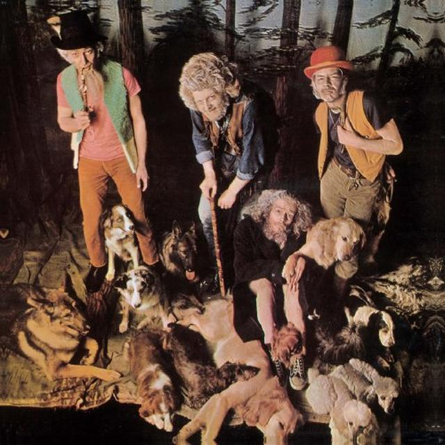Jethro Tull THIS WAS Vinyl Record