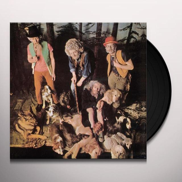 Jethro Tull THIS WAS Vinyl Record - 180 Gram Pressing