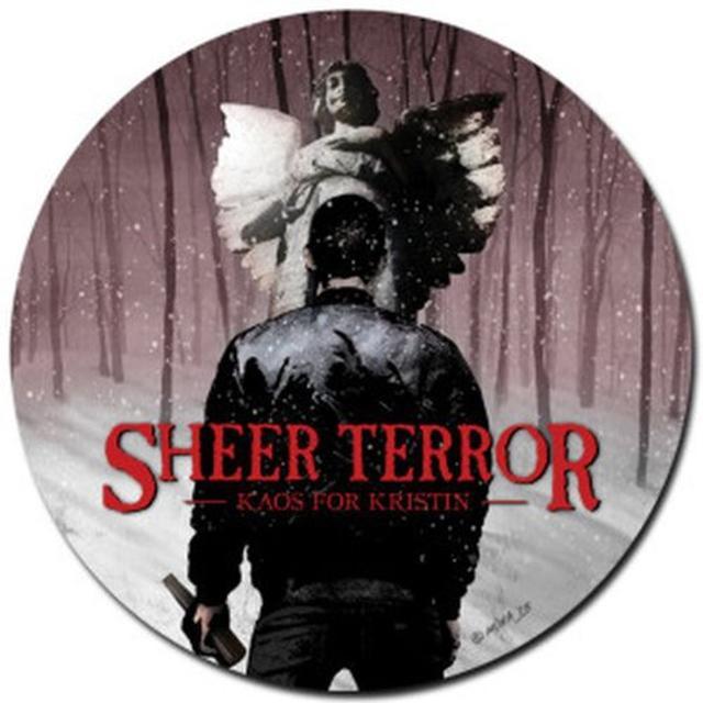 Sheer Terror KAOS FOR KRISTEN Vinyl Record