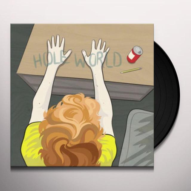 Dragonzord HOLE WORLD Vinyl Record