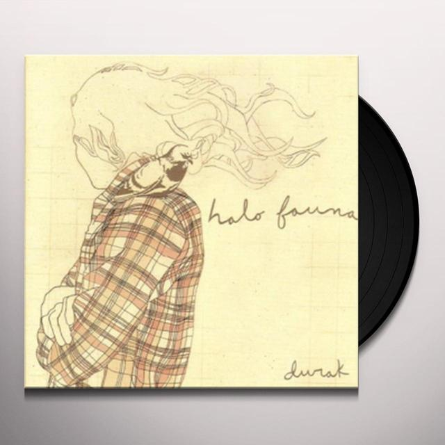 Halo Fauna DURAK Vinyl Record