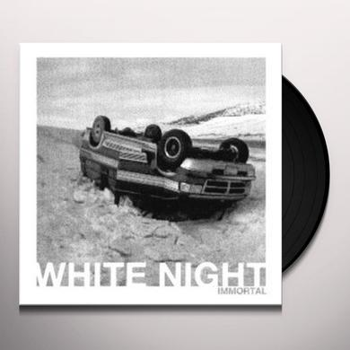 White Night IMMORTAL Vinyl Record